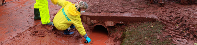 En España hay cien balsas con residuos tóxicos