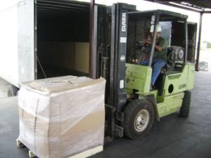 Resposabilidad en la descarga de Mercancías Peligrosas en empresas y estaciones de servicio.