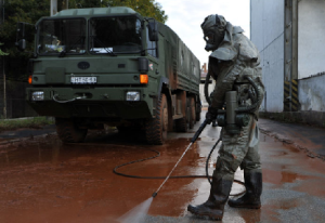 Pánico en Hungría por un escape tóxico