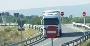 Se publican las restricciones a la circulación de la DGT en España para vehículos de transporte en 2011