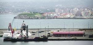 Los ecologistas denuncian los impactos del almacén de mercancía peligrosa de El Musel