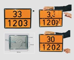Paneles de señalización
