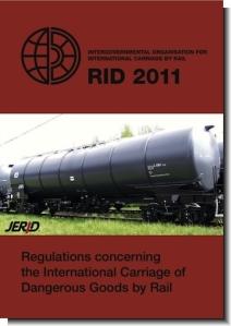 Reglamento relativo al Transporte Internacional de Mercancías Peligrosas por Ferrocarril – RID 2011